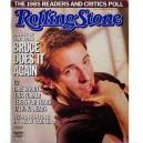 REVISTA ROLLING STONE - Nº 468 - 27 FEBRERO 1986 - USA - BRUCE PORTADA + 9 PAG.