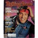 REVISTA ROLLING STONE - Nº 436 - 6 DICIEMBRE 1984 - USA - BRUCE PORTADA + 5 PAG.