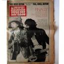 REVISTA NEW MUSICAL EXPRESS - 15 NOVIEMBRE 1975 - REINO UNIDO - BRUCE PORTADA + 6 PAG. Y ARTICULOS NILS LOFGREN