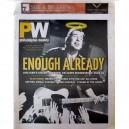 PHILADELPHIA WEEKLY - 28 MARZO a 3 ABRIL 2012 - USA - BRUCE PORTADA + 1 PAG.