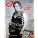 C7 LA REVISTA CANARIA - Nº 371 - 12 MAYO 2012 - ESPAÑA - BRUCE PORTADA + 19 PAG.