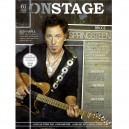 REVISTA ON STAGE - Nº 61 - MAYO 2013 - ITALIA - BRUCE PORTADA + 6 PAG.