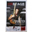 ON STAGE - Nº 52 2 JUNIO 2012 - ITALIA - BRUCE PORTADA + 6 PAG.