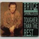 CD TOUGHER THAN THE REST (1992) RARA EDICION PROMOCIONAL DESPLEGABLE