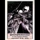 POSTER PASSAIC 19-21 SEPTIEMBRE 1978 - REPRODUCCION