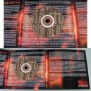 20% Oferta - RADIO NOWHERE - RARO CD ESPAÑA PRESENTADO EN TRIPTICO PROMOCIONAL