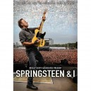 DVD SPRINGSTEEN & I - THE MUSIC, THE FANS, THE SOUNDTRACK TO SO MANY LIVES