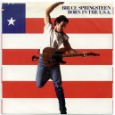 """BORN IN THE USA / SHUT OUT THE LIGHT - 7"""" PS USA 1984"""