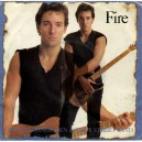 """FIRE / INCIDENT ON 57TH STREET (LIVES) - 7"""" PS USA 1987"""