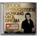 WORKING ON A DREAM - CD SINGLE USA (2008) RARA EDICION CIRCUIT CITY