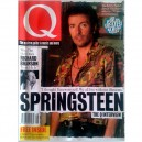 REVISTA Q - Nº 71 AGOSTO 1992 - REINO UNIDO - BRUCE EN PORTADA + 9 PAG.