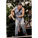 FOTO BRUCE GIRA BORN IN THE USA - LEEDS 7 JUNIO 1985