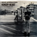 """HUNGRY HEART / HELD UP WITHOUT A GUN - 7"""" PS USA 1980"""