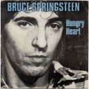 """HUNGRY HEART / HELD UP WITHOUT A GUN - 7"""" PS FRANCIA 1980"""