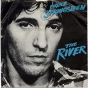 """THE RIVER / INDEPENDENCE DAY - 7"""" PS UK 1981"""