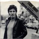 "FADE AWAY / BE TRUE - 7"" PS USA 1981"