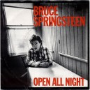 """OPEN ALL NIGHT / THE BIG PAYBACK - 7"""" PS UK 1982"""