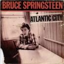 "ATLANTIC CITY / MANSION ON THE HILL - 7"" PS ESPAÑA 1982"