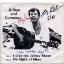 """I LIKE THE JERSEY SHORE / OH CHILD OF MINE - KILLIAN & COMPANY - 7"""" PS CANADA 1987 - FIRMAS KILLIAN, VINI LOPEZ y BIG DANNY"""