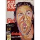 REVISTA MUSIK EXPRESS SOUNDS - Nº 438 - 7/JULIO 1992 - ALEMANIA - BRUCE EN PORTADA + 3 PAG.