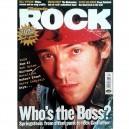 REVISTA CLASSIC ROCK - Nº 48 - CHRISTMAS 2002 - UK - BRUCE EN PORTADA + 16 PAG.