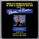 "BORN TO RUN / JOHNNY 99 / SPIRIT IN THE NIGHT / BECAUSE THE NIGHT (LIVES) - 2 x 7"" BOX UK 1987"
