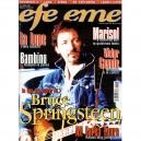 REVISTA EFE EME - Nº 8 JUNIO 1999 - ESPAÑA - BRUCE PORTADA + 8 PÁG.