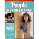 REVISTA PEOPLE WEEKLY - 27 MAYO 1985 - USA - BRUCE y JULIANNE PHILLIPS PORTADA + 5 PAG. - MINT-