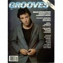 REVISTA GROOVES - JUNIO 1979 - USA - BRUCE PORTADA+8 PAG. - EXC-
