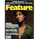 REVISTA FEATURE CRAWDADDY - OCTUBRE 1978 - USA - BRUCE PORTADA + 7 PAG. - NUEVA