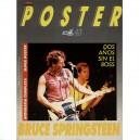 REVISTA POSTER POPULAR 1 - Nº 43 AGOSTO 1986 - ESPAÑA - CON POSTER DESPLEGABLE