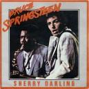 "SHERRY DARLING / BE TRUE - 7"" PS PROMO ESPAÑA 1981"