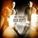 HIGH HOPES - EDICION ESPECIAL - CD + DVD BORN IN THE USA LONDRES 2013 - EUROPA (2014) OFERTA LIMITADA