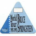 BACKSTAGE ORIGINAL USA WORLD TOUR 1992-1993 - GIRA ESTADOS UNIDOS