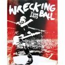 TOUR-BOOK OFICIAL GIRA WRECKING BALL 2013