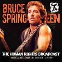 CD THE HUMAN RIGHTS BROADCAST - BUENOS AIRES, ARGENTINA, 15 OCTUBRE 1988