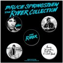 PACK OFICIAL 5 CHAPAS GIRA THE RIVER 2016
