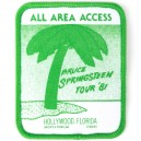 PARCHE HOLLYWOOD FLORIDA - THE RIVER TOUR 2016