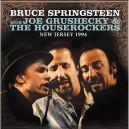 20% Oferta - CD NEW JERSEY 1994 - BRUCE SPRINGSTEEN WITH JOE GRUSHECKY & THE HOUSEROCKERS