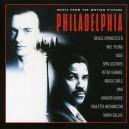 B.S.O. PHILADELPHIA - CD BANDA SONORA - CON STREETS OF PHILADELPHIA - CD 1993