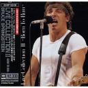 LIVE COLLECTION VOL.2 - BORN TO RUN - CD SINGLE EP JAPON - REEDICION 1999