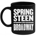 TAZA OFICIAL SPRINGSTEEN ON BROADWAY