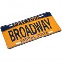 MATRICULA BROADWAY - NEW YORK EMPIRE STATE