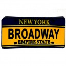 MAGNET IMAN BROADWAY - NEW YORK EMPIRE STATE FLEXIBLE
