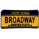 MAGNET IMAN BROADWAY - NEW YORK EMPIRE STATE FLEXIBLE