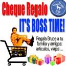 CHEQUE REGALO THE STONE PONY - REGALA BRUCE TODO EL AÑO