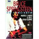 POSTER BARCELONA 11 MAYO 1993 - PROMOCIONAL ORIGINAL ESPAÑA - GIGANTE