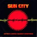 "25% Oferta - SUN CITY / NOT SO FAR AWAY (DUB VERSION) - 7"" PS HOLANDA-EUROPA 1985"