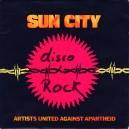 "50% Oferta - SUN CITY / NOT SO FAR AWAY (DUB VERSION) - 7"" PS ITALIA 1985"