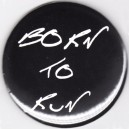 50% Oferta - CHAPA GRANDE BRUCE SPRINGSTEEN - BORN TO RUN